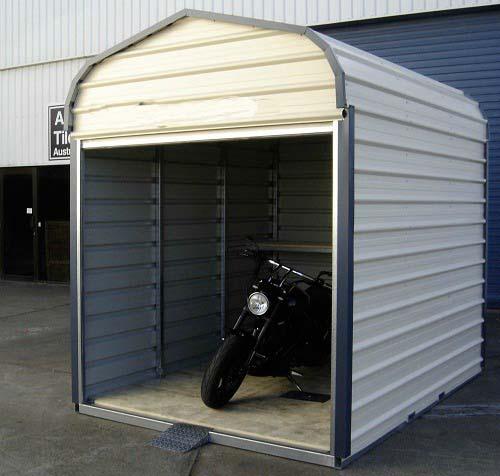 Варианты частных гараже